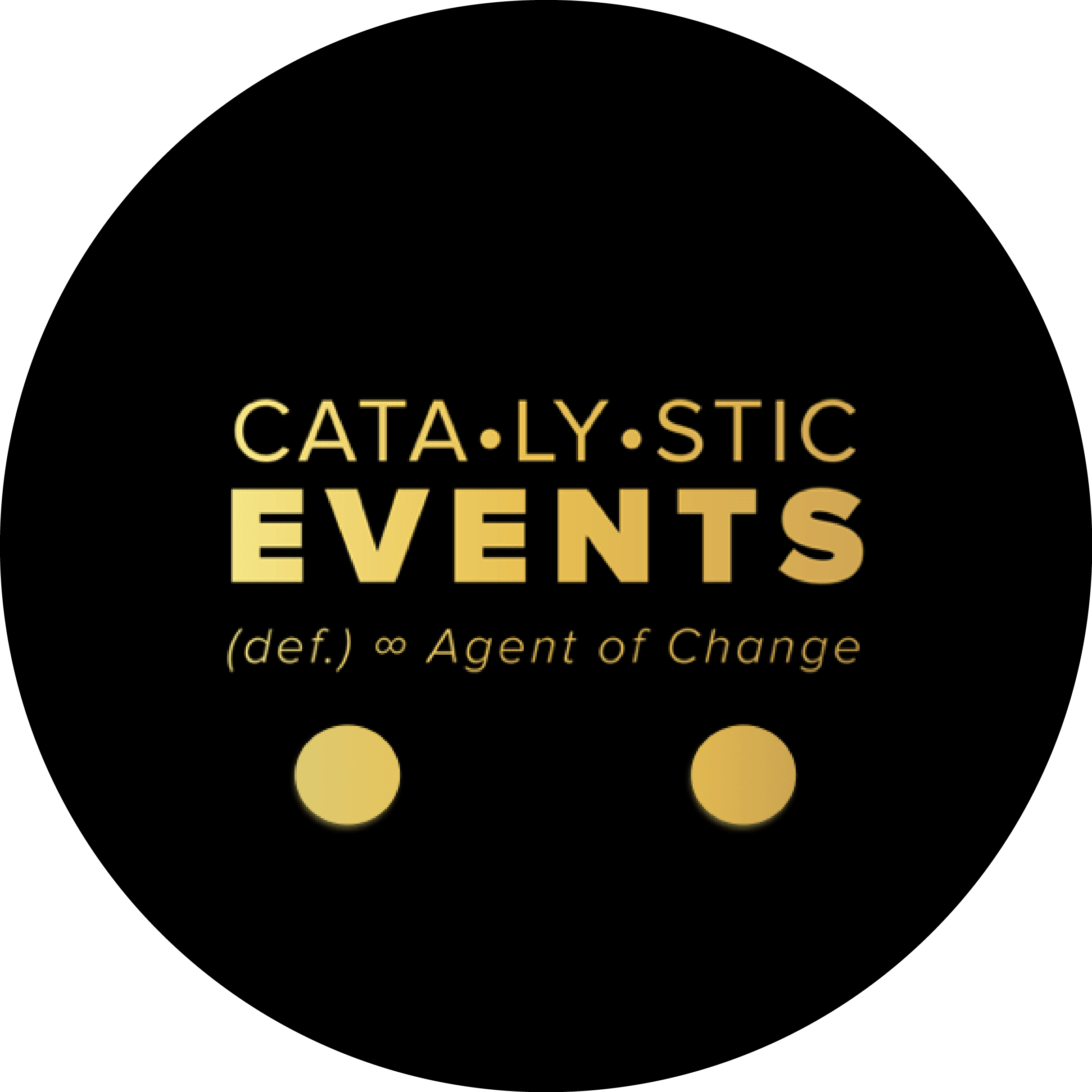 Logo catalystic events