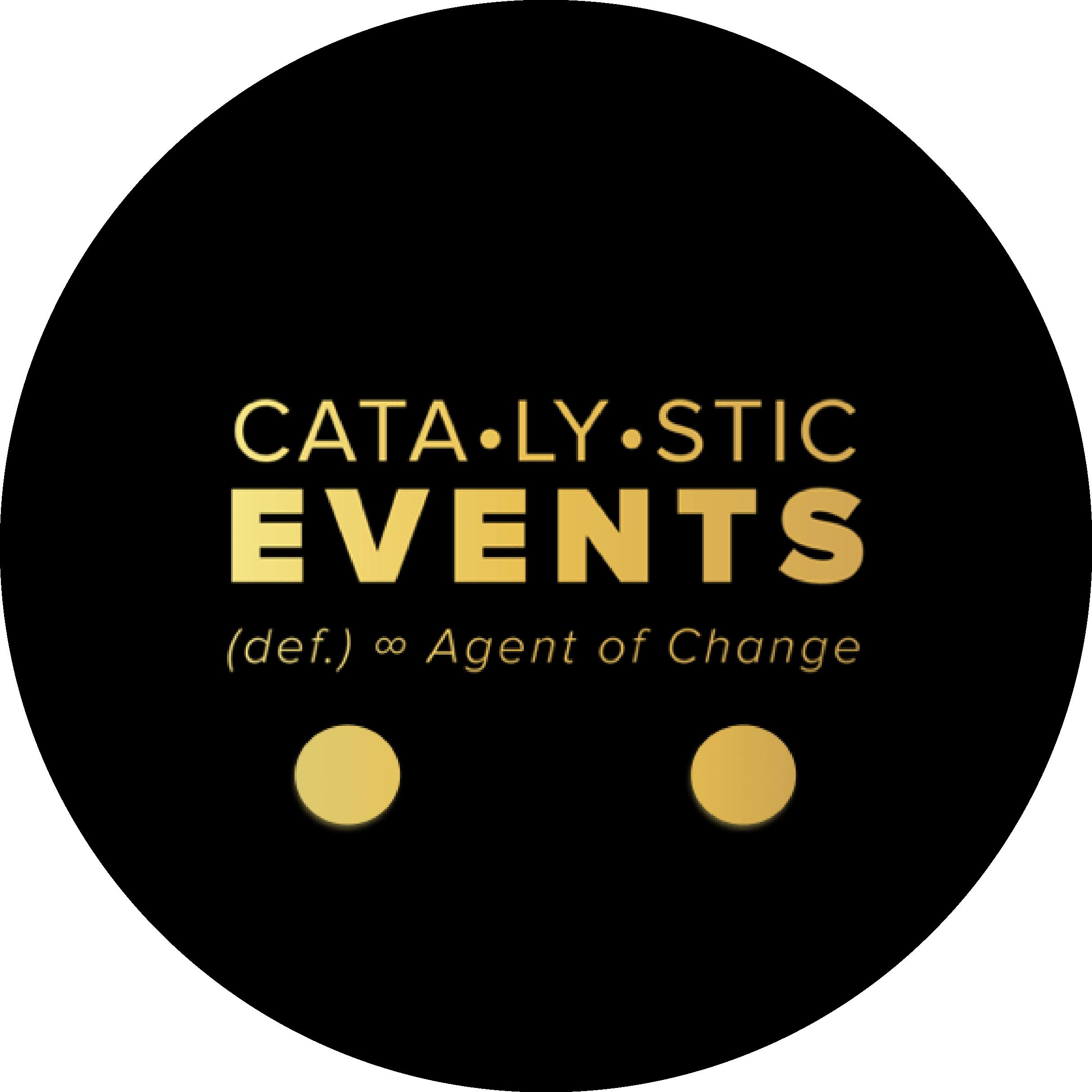Logo catalystic events