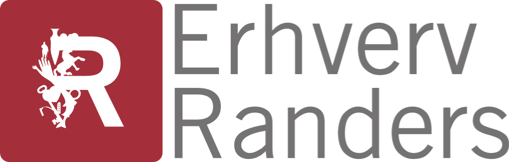 Logo erhverv randers
