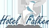 Logo hotel falken