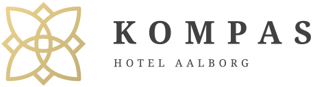 Logo kompas hotel aalborg