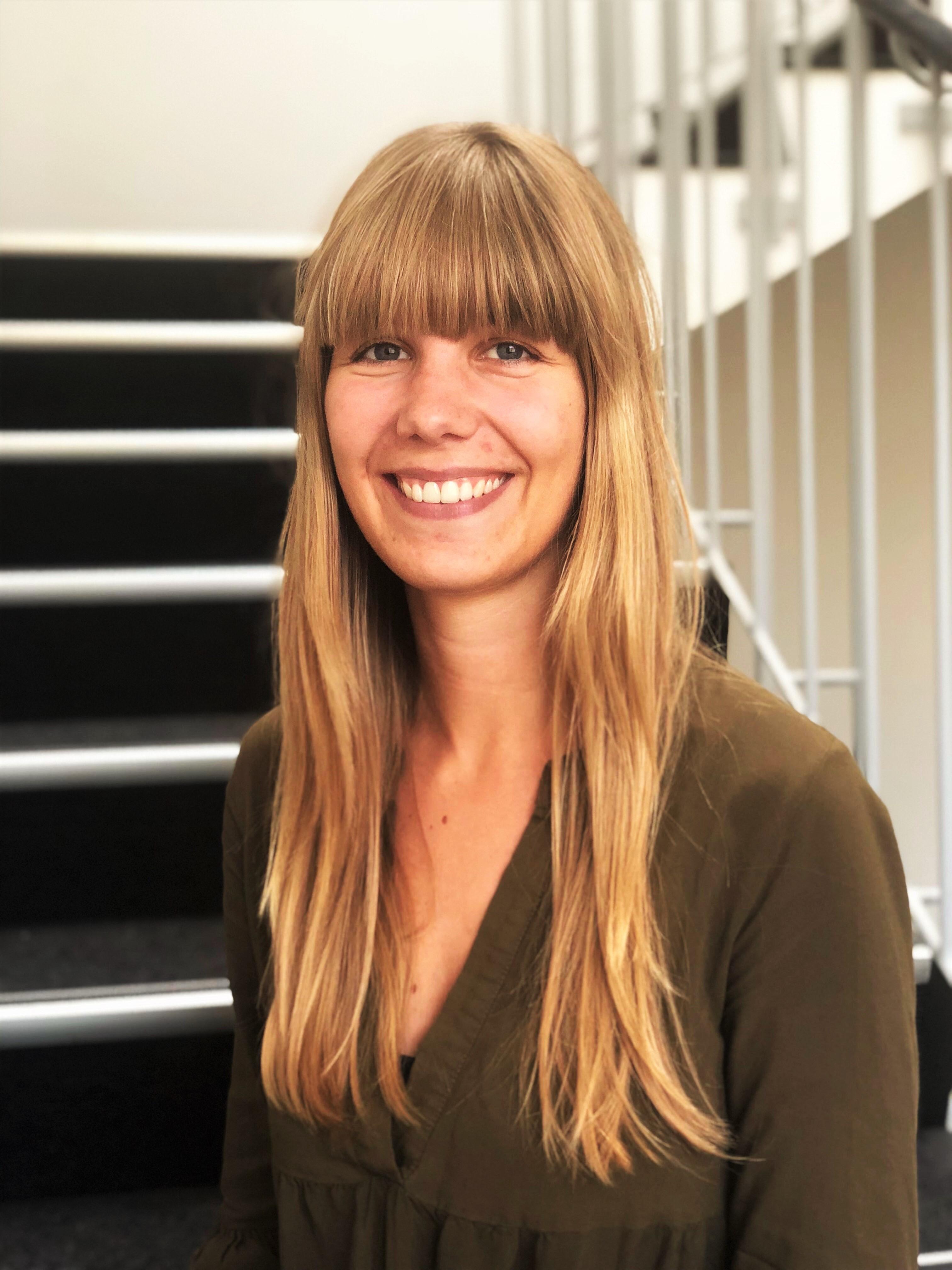 Sara Elisabeth Sørensen - Customer Onboarding Manager